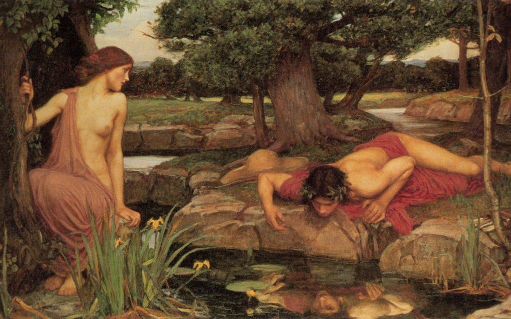 El mito de Narciso
