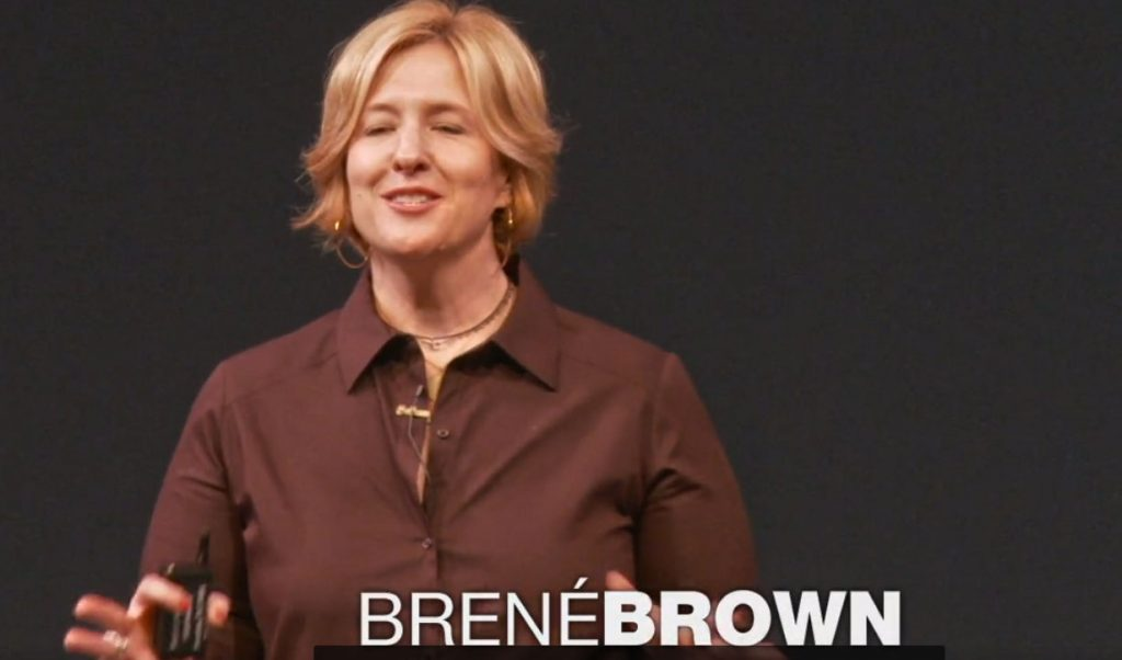 Conferencia TED de Brené Brown en CPPF Madrid